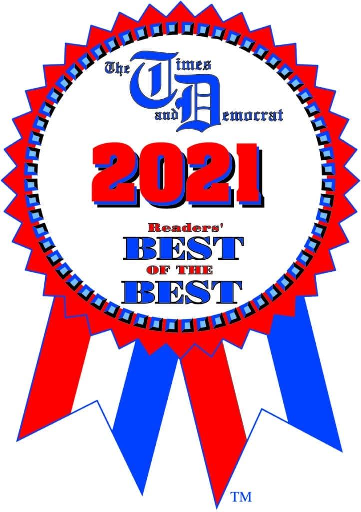 2021 Best of the Best Award