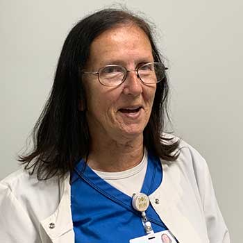 Emma Jean Buck, LPN Staff Nurse