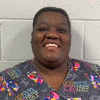 Laveesha Jenkins, CNA Hospice Aide