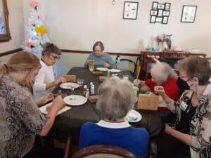 Hospice Care Orangeburg SC - Residents Help with Alzheimer's Fundraiser
